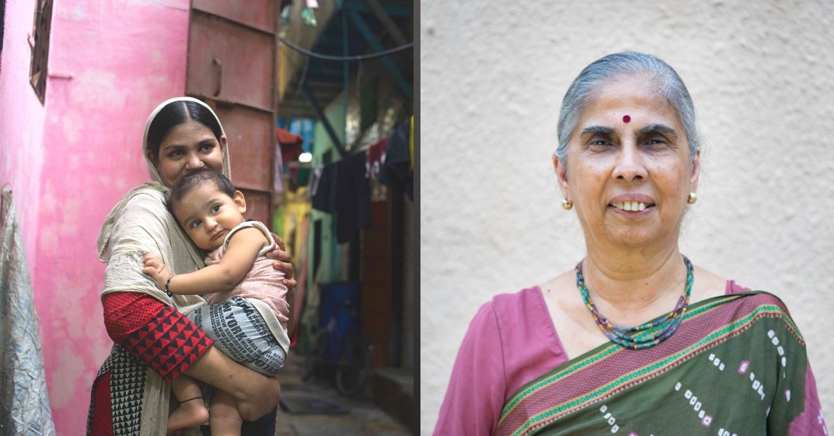 After An Infant Succumbed to Rape, This Woman Started An NGO to Save Lakhs of Kids
