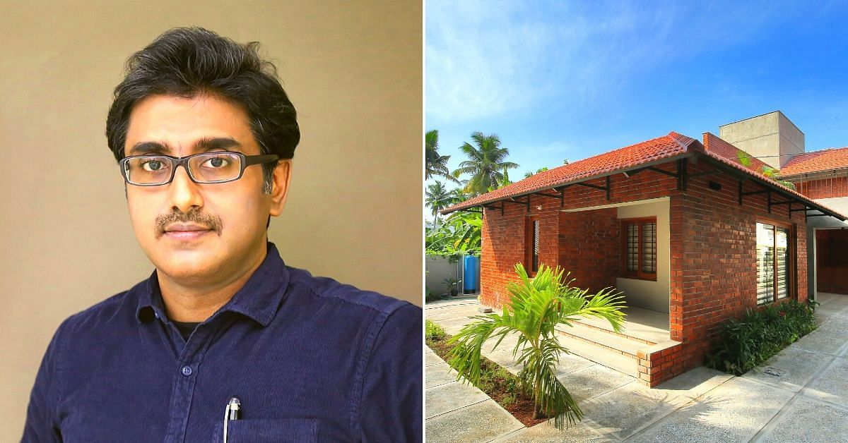 Rainwater Harvesting & Zero Energy Costs: Kerala Architect Builds Perfect Home!