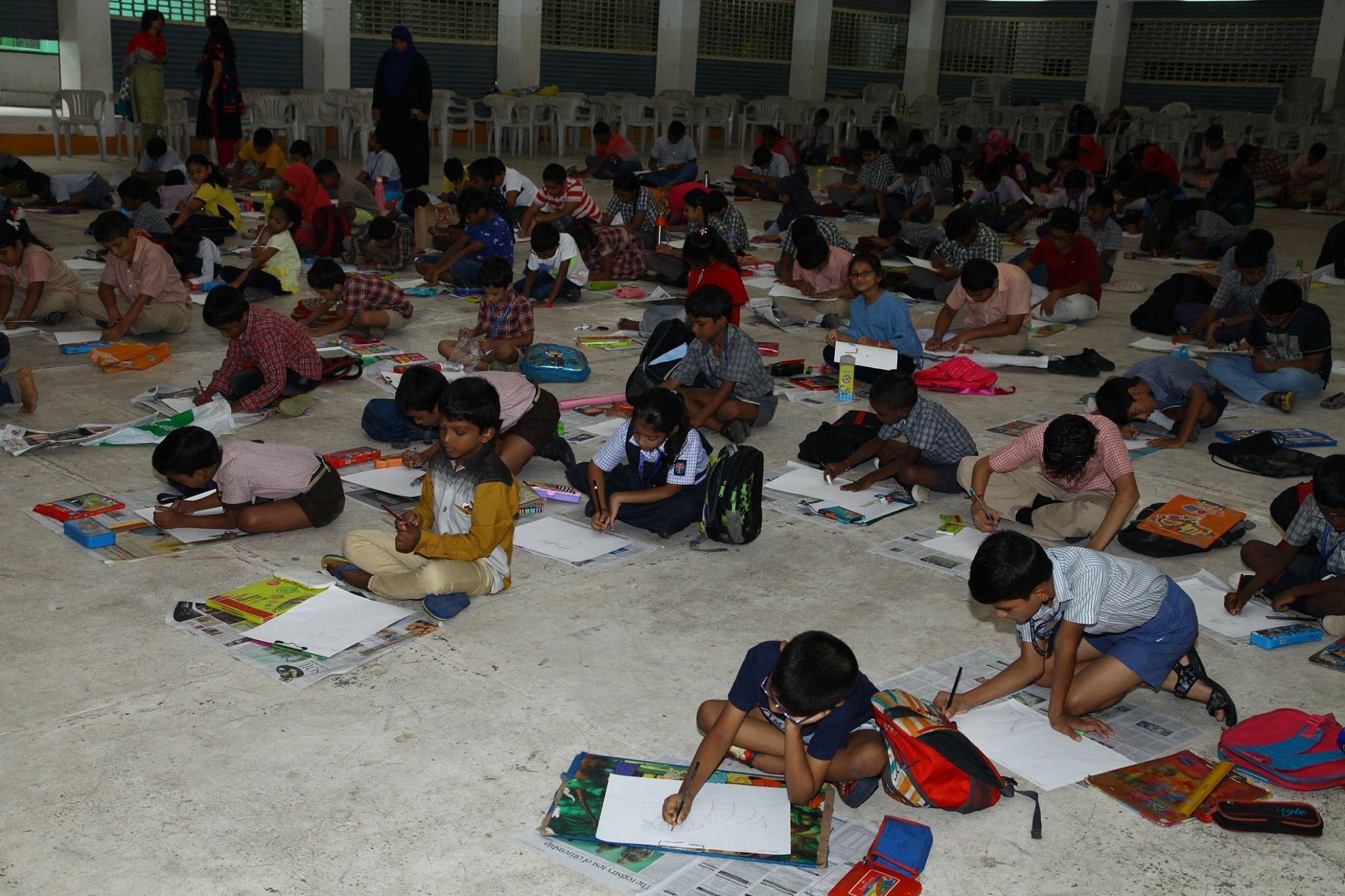 Dyslexic children learn in different ways. (Source: Madras Dyslexia Association)
