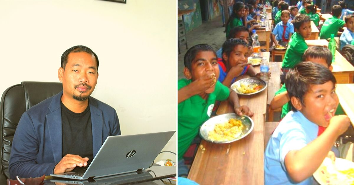 Orphaned at 12, Naga Man Opens Schools, Rescues Kids From Sexual Abuse & Child Labour