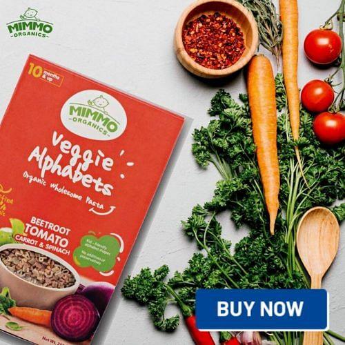 mimmo organics baby food