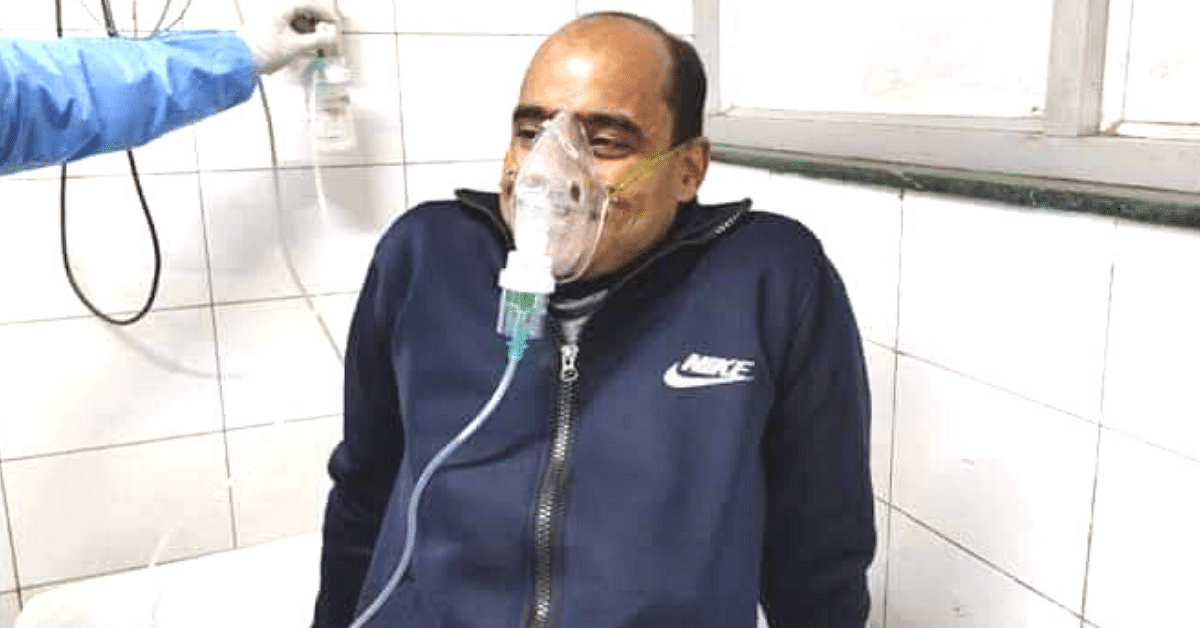 This Brave Delhi Fireman Saved 11 People Trapped In the Blazing #AnajMandiFire