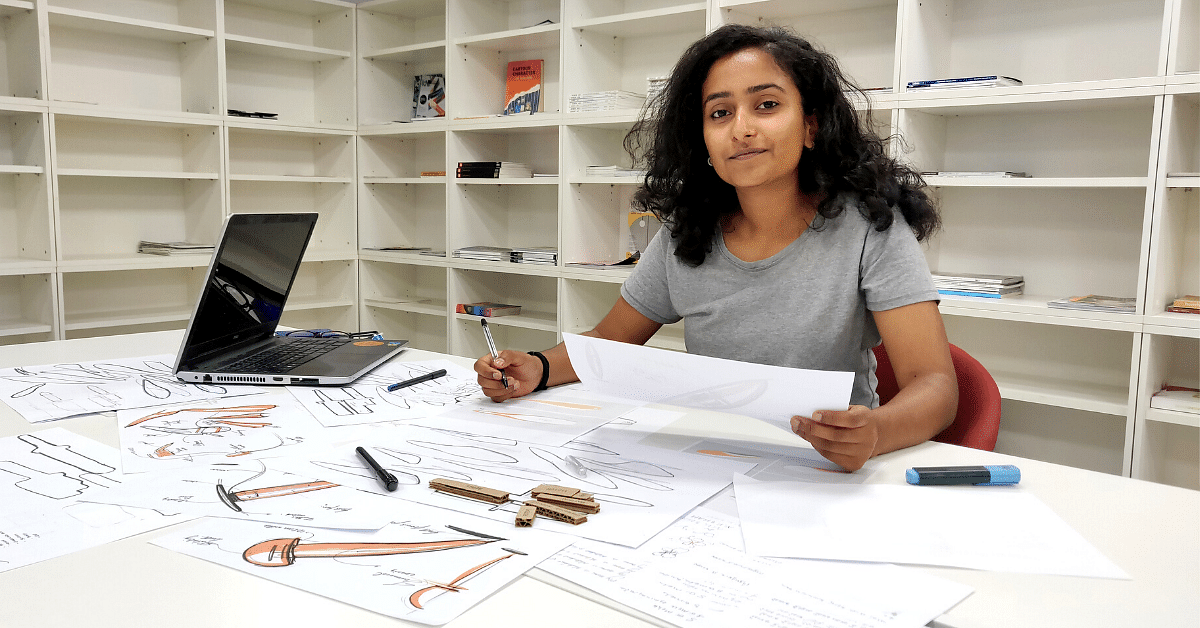 NID Grad Designs Stabilising Pen For People With Parkinson's, Wins Global Award!
