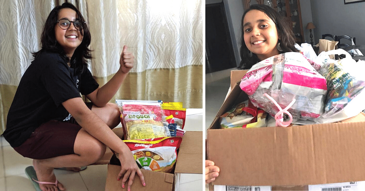 Perfect Encouragement To Recycle? 12-YO Girl Gives Out Muffins For Plastic Waste