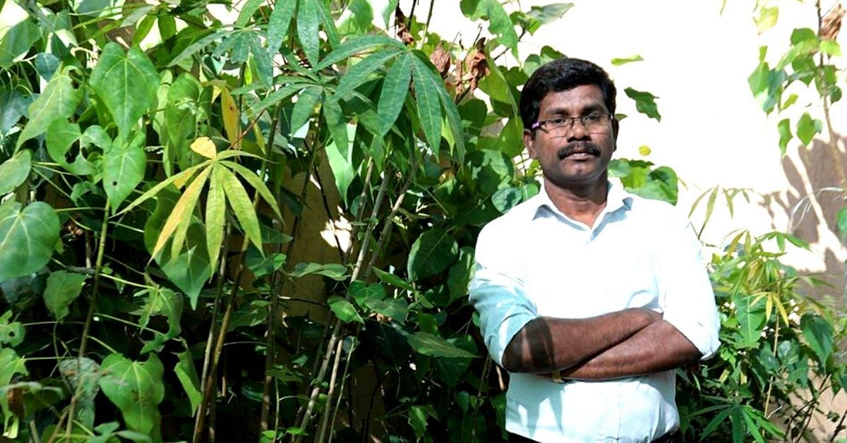This Tamil Nadu Crusader Has Planted Over 1.3 Lakh Trees in 20 Years!