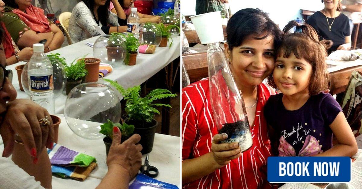 mumbai terrarium workshop