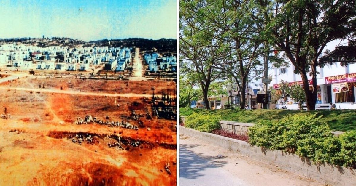 Free School, No Plastic: How Hyd Citizens Turned Barren Land Into a Model Colony