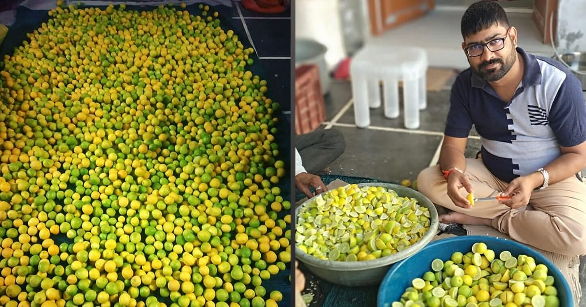 Rajasthan Farmer Grows Sweet Success From Lemons, Reaps Healthy Profits in 2 Acres