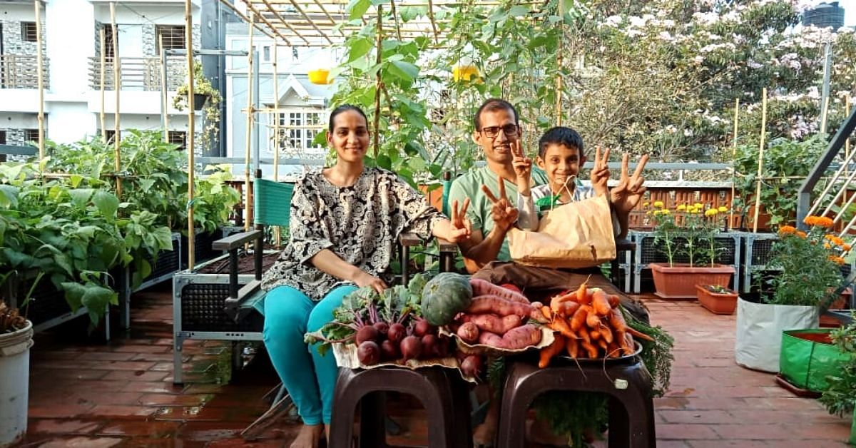 Bengaluru, Learn Urban Farming from MBA Grad Who Has Taught 65,000 People!