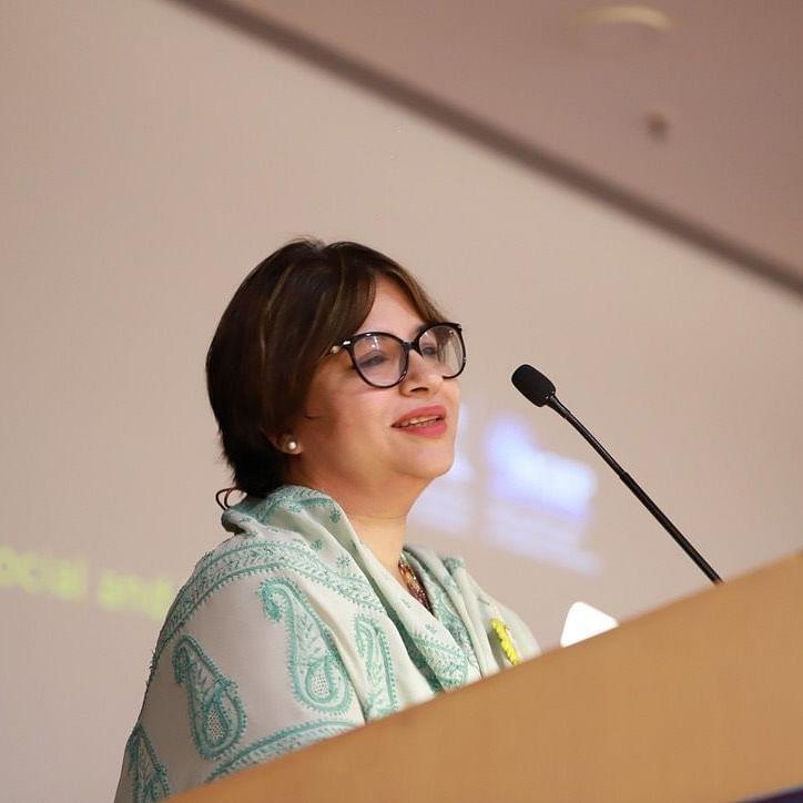 Dr Nandini Chatterjee Singh