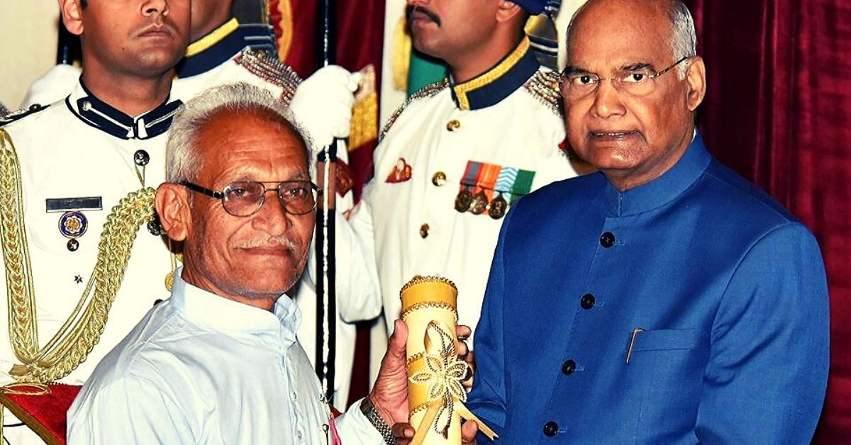 Rajasthan Farmer Switches to Organic, Wins Padma Shri and Customers From 28 Nations