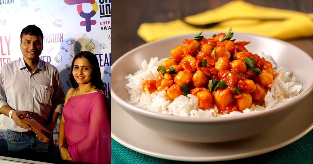 Dal-chawal via Vending Machines! This Delhi Startup's Meals Empower Home Chefs!
