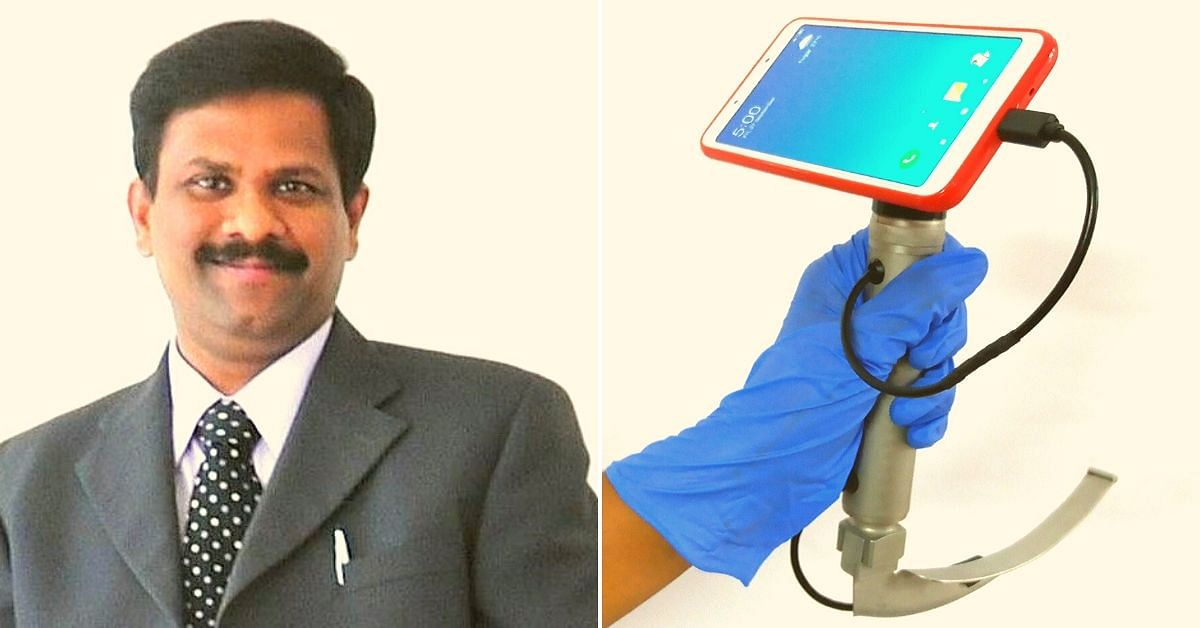 Bengaluru Doctor's Life Saving Machine Reduces Costs From Rs 5 Lakh To Rs 22K!
