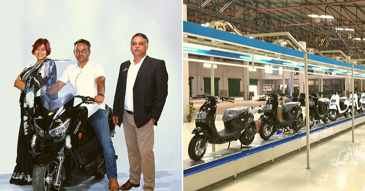Founded by Military Veterans, This Startup's E-Bike Can Travel 130 km Per Charge