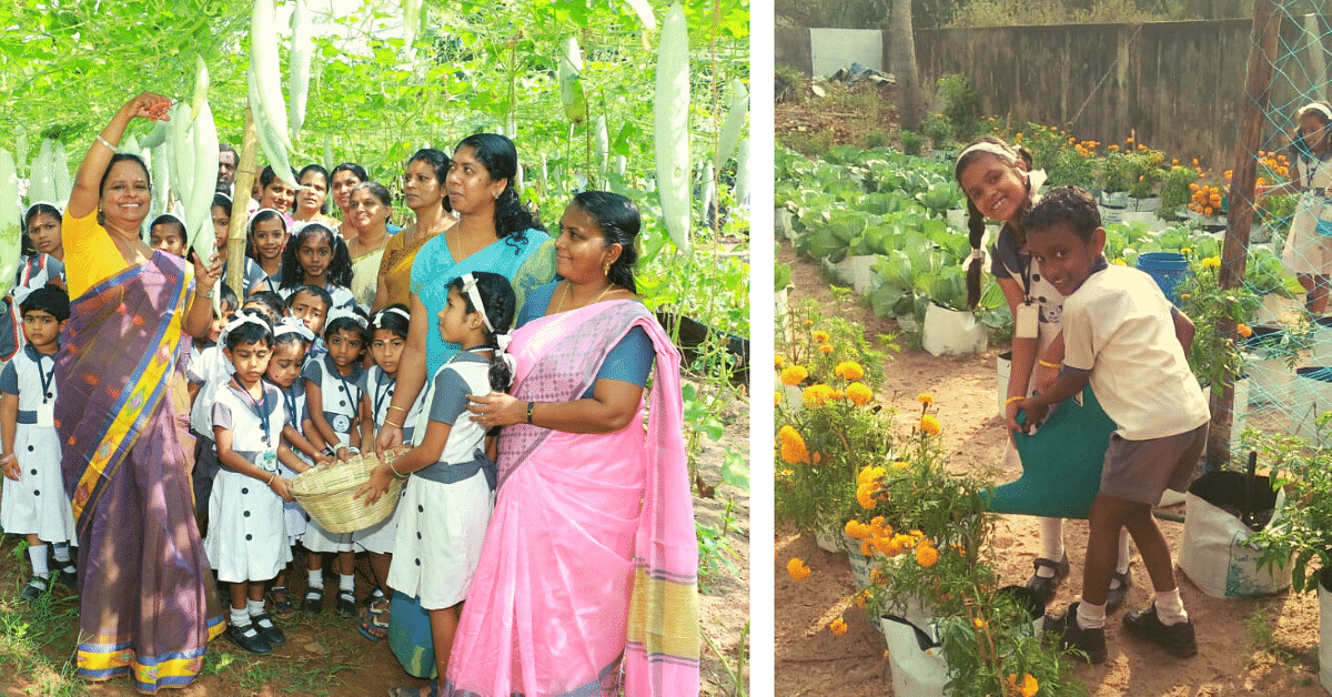 Kerala School on the Verge of Closing Makes Winning Comeback Through Its Farm! Here's How