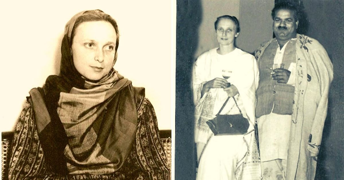 Freda Bedi: The British Woman Who Fought For India's Freedom & Was Even Jailed!