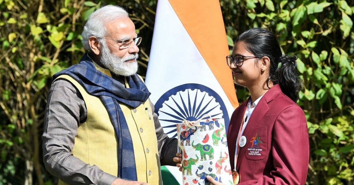 Clothes That Repel Mosquitoes! 16-YO Girl's Low-Cost Solution Wins Bal Puraskar