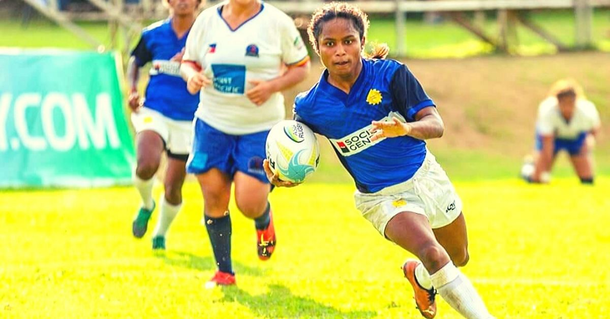 This Gritty Girl From Rural Bihar Is Asia's Fastest Woman Rugby Player