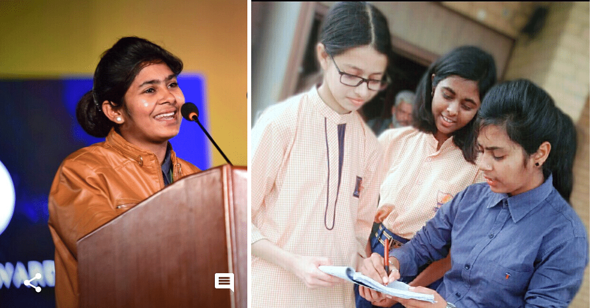 Just 17, Gritty Haryana Teen Helps Victims Battle Child Marriage, Sexual Harassment