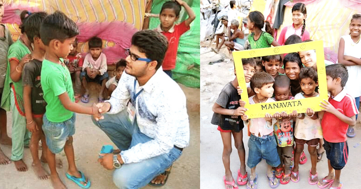 Student Has Distributed More Than 10K Pairs of Footwear. Here's How You Can Help