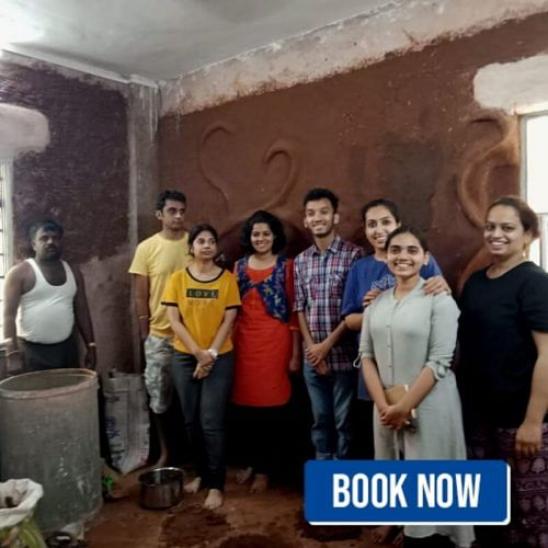 Mumbai paints workshop