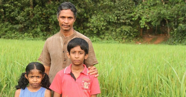 Kerala Electrician Starts Organic Paddy Farming; Opens India's First 'Rice Park'