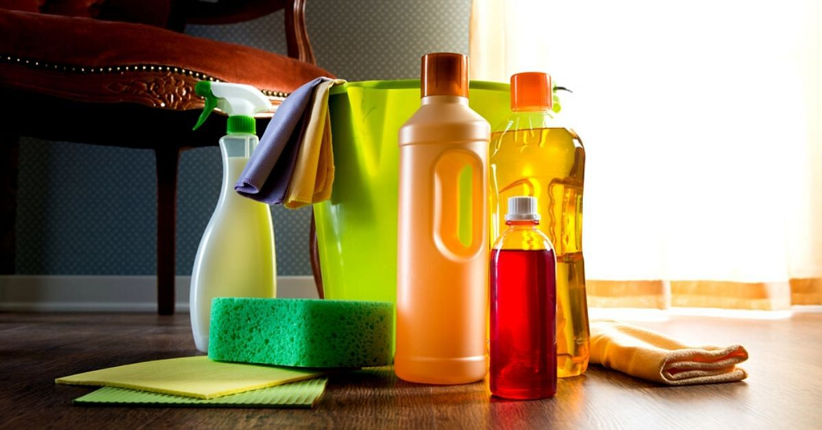 Floor Cleaners Fill Your Home With Harmful Chemicals. Here's All You Need to Know