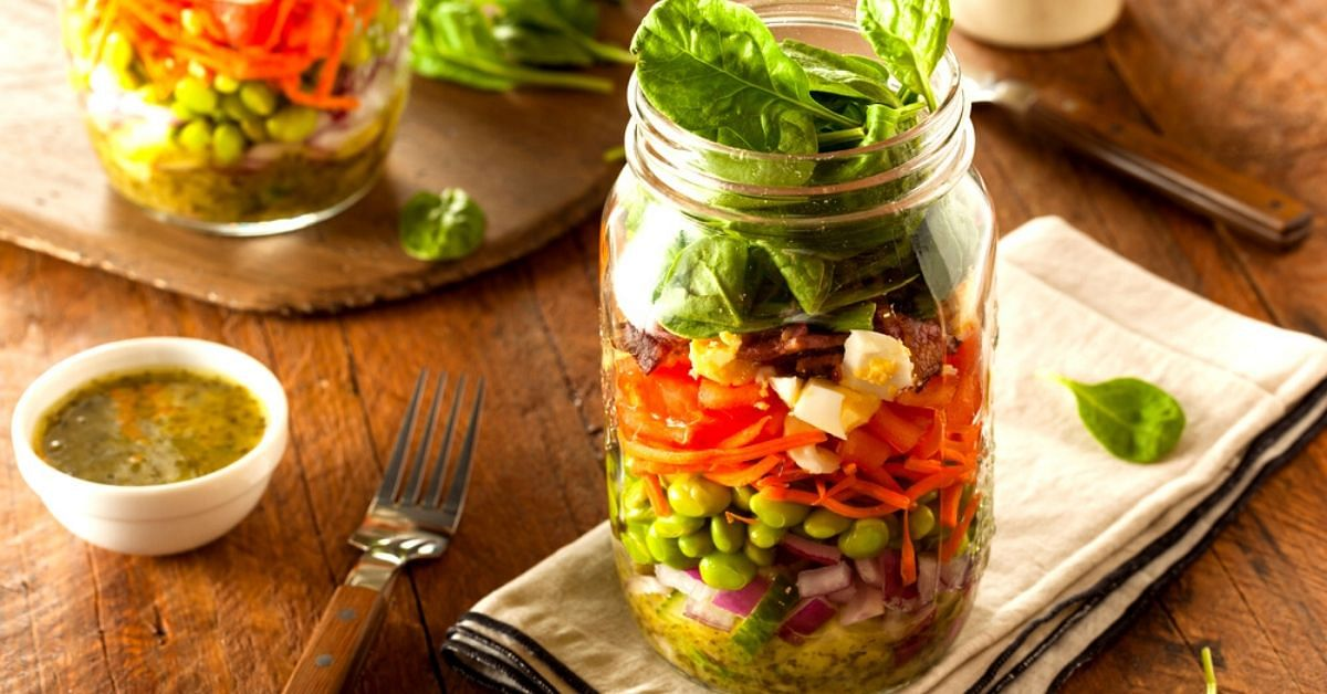 Salads, Desserts & Lunch: 5 Healthy Mason Jar Recipes You Must Try