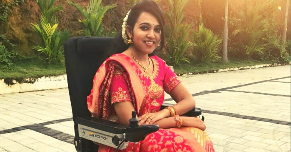 With 5 Million Views, Differently-Abled Kerala Girl Is an Internet Star At 23