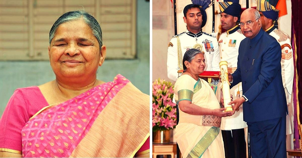 Sightless Since 7, Padma Shri Awardee Has Given 200 Blind Girls A Bright Future
