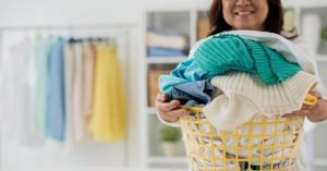Safe laundry clothes