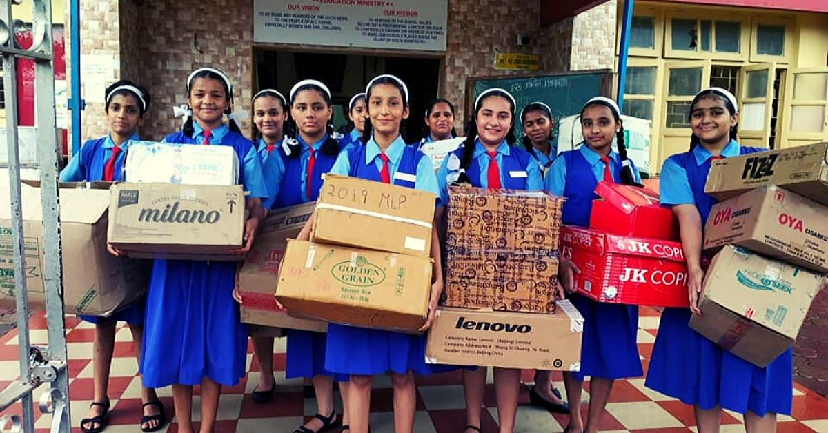 180 Schools, 50K Kids: Safai Bank Has Stopped 22 Lakh Plastic Wrappers From Landfills