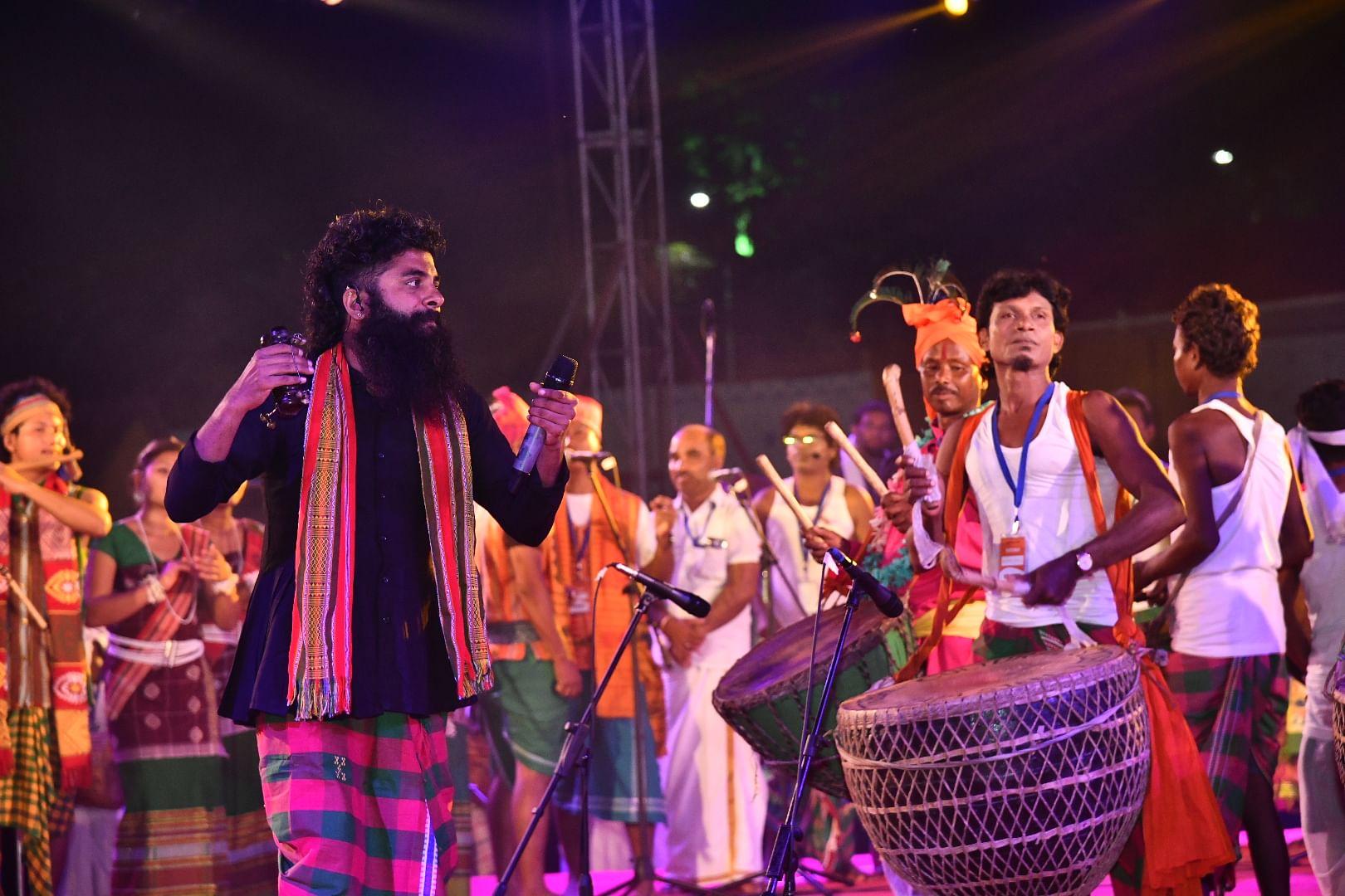 tata steel samvaad tribal sarpanch chattisgarh jamshedpur