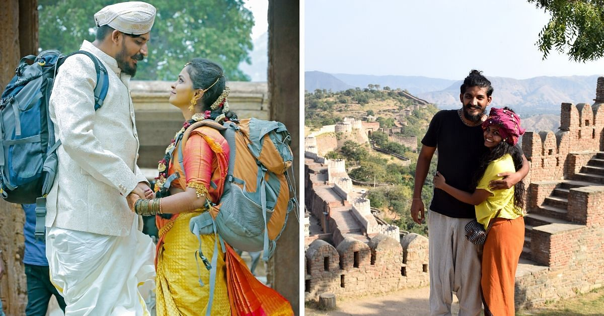 2 Nations, 12 States: How Budget Travel & Love Brought This B'Luru Couple Together