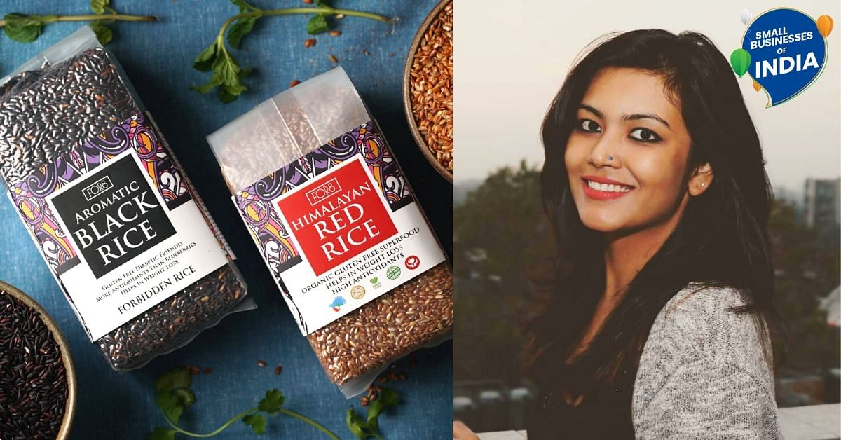 Heard of 'Forbidden Rice'? This Woman Brings it to You While Empowering 500+ People