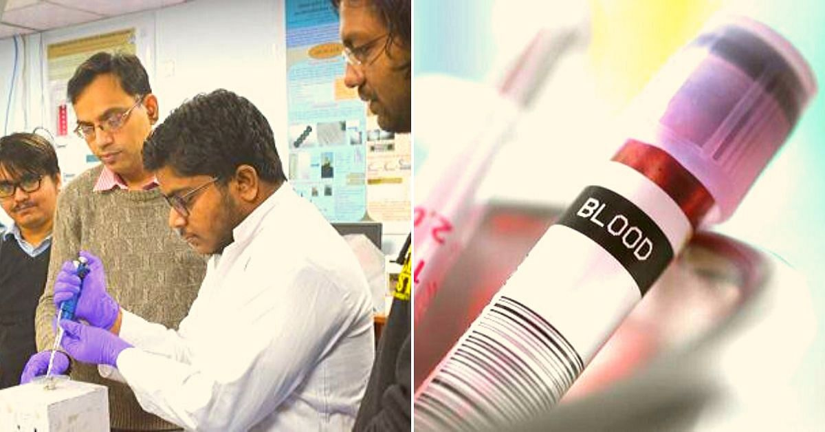 IIT Kharagpur Invents Device To Do Complete Blood Count Tests For Rs 10!