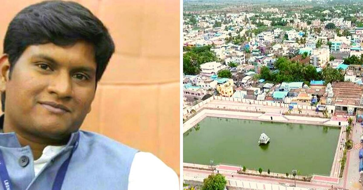 Learning From The Cholas, IAS Officer Restores 178 Water Bodies in 3 Months!