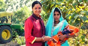 Madhya pradesh woman sarpanch return usa transform village inspiring india jov30