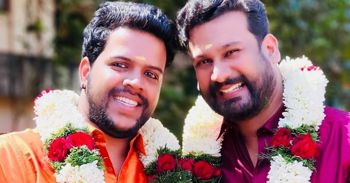 Meet the Kerala Gay Couple Who Moved HC To Legalise Same-Sex Marriage