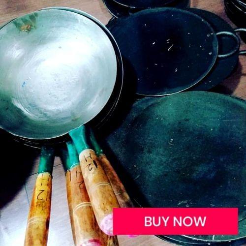 anaemia iron cookware