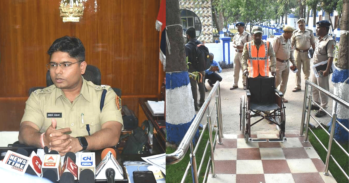IPS Officer Makes All 53 Police Stations in District Differently-Abled Friendly