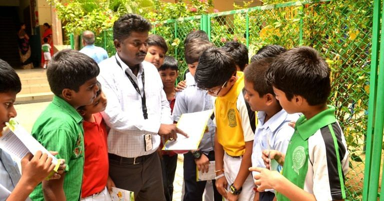 With Just Rs 10, Andhra Man Helps School Kids Save Rs 1.5 Cr/Year in Power Bills!