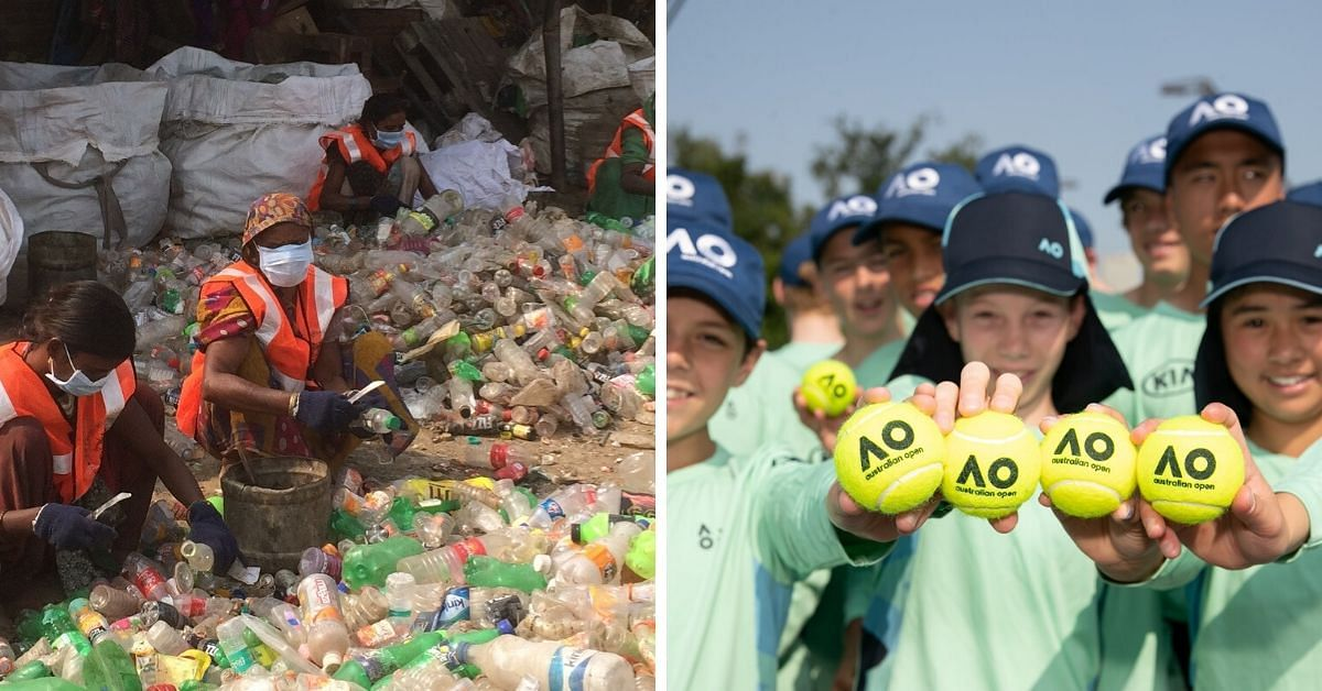 What Links Tamil Nadu to Australian Open? 25K Outfits Made From 1.8 Lakh PET Bottles