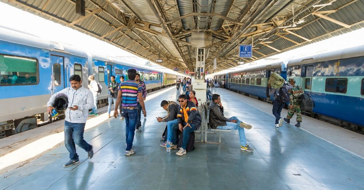 Train Ticket Cancelled For #CoronaLockdown? Here's How Railways Will Refund in Full