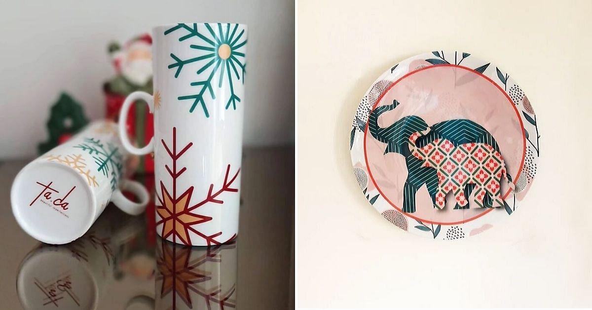 porcelain tableware ta.da