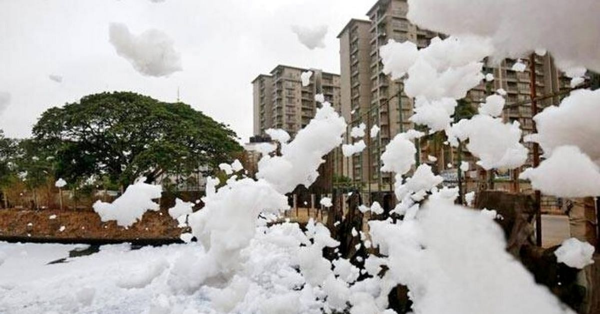 Lake-Killing Phosphate: Canada Banned It, Indian Detergents Still Use 2.88M Tons/Yr!