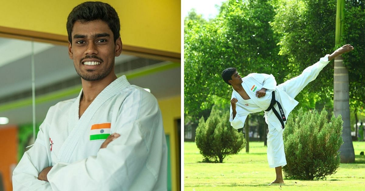 Son Fulfils Late Father's Dream, Beats Odds to Win National Karate Championships