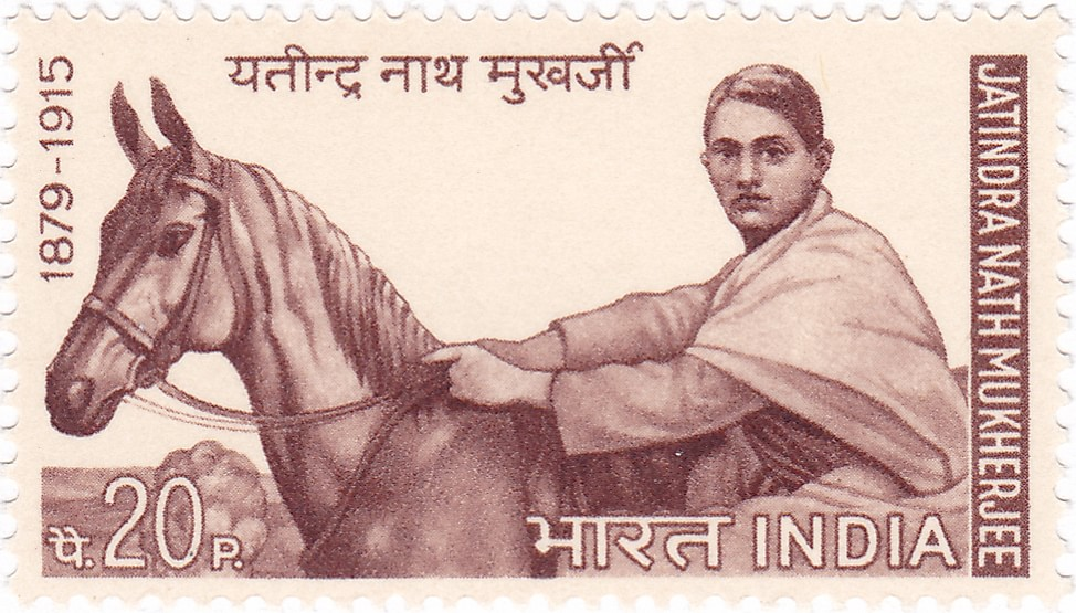 Bagha Jatin Stamp, Who Shook the British Raj