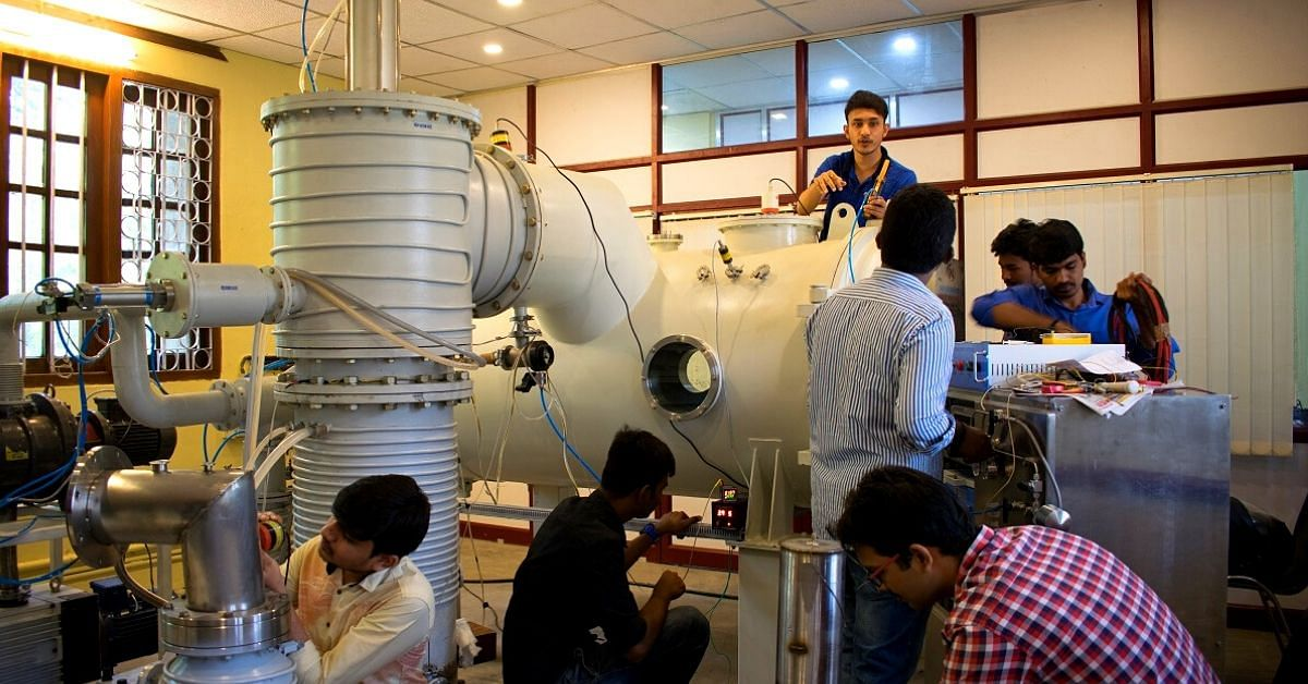 This B'luru Startup Helps ISRO Set up Satellites in a Cheap, Eco-friendly Manner
