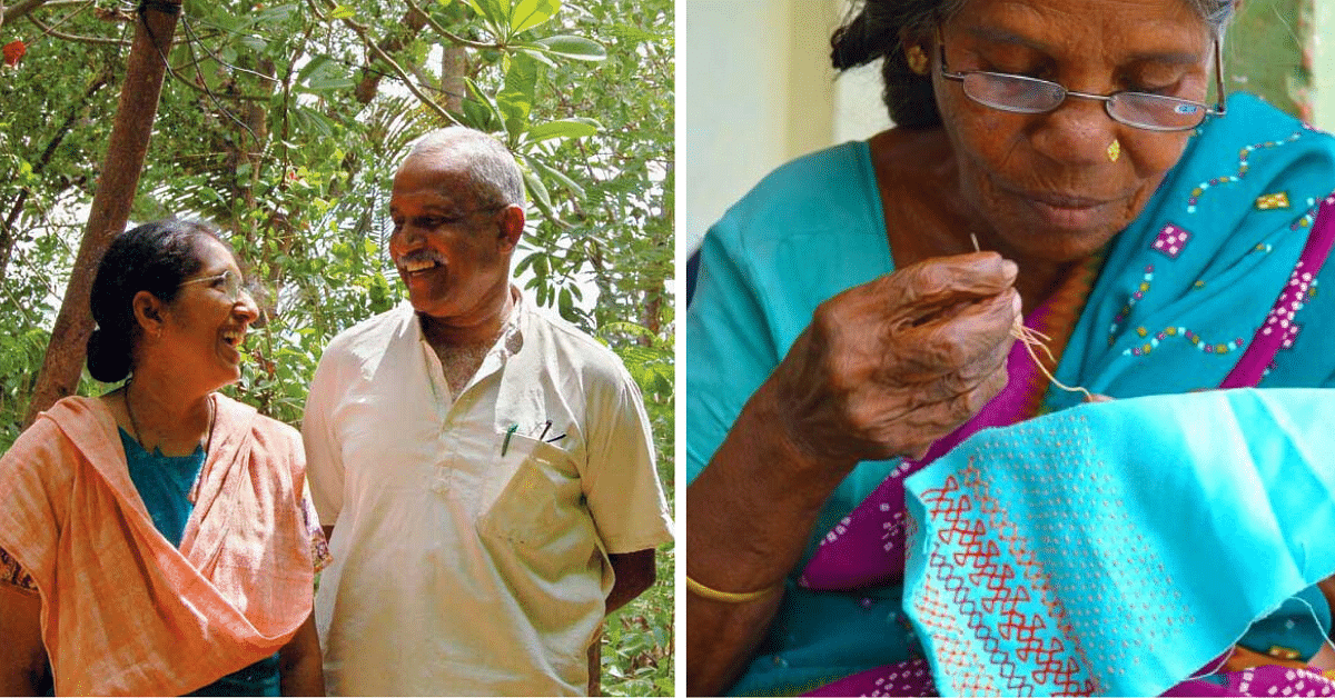 After Helping Treat 1 Lakh Tribals; Doctor Couple Now Empowers Them Through Craft